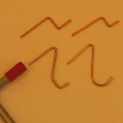 Crochet interchangeable 40 x 20 x 20 - Diamètre 5.0