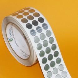 Pastilles Adhésives aluminium