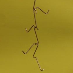Crochet cascade - Diamètre 3 mm
